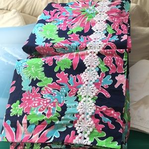 Lilly Pulitzer Sippin & Trippin Duvet Set